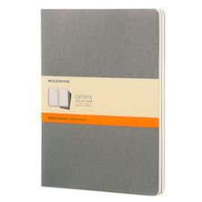 Moleskine Cahier Extra Large Journal 190x250 Pebble Grey