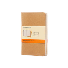 Moleskine Cahier Pocket Journal 90x140 Kraft