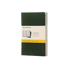 Moleskine Cahier Pocket Journal 90x140 Myrtle Green