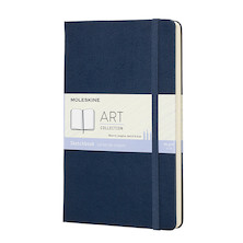 Moleskine Art Plus Sketchbook Large 135x210 Blue