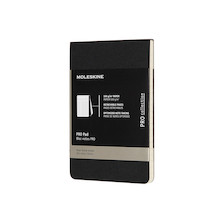Moleskine Pro Pad Pocket 90x140mm Black