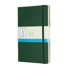 Moleskine Classic Collection Large Notebook 135x210 Myrtle Green