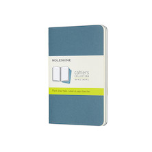 Moleskine Cahier Pocket Journal 90x140 Brisk Blue