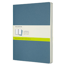 Moleskine Cahier Extra Large Journal 190x250 Brisk Blue