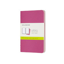Moleskine Cahier Pocket Journal 90x140 Kinetic Pink