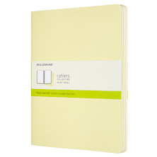 Moleskine Cahier Extra Large Journal 190x250 Tender Yellow