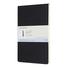 Moleskine Art Plus Sketch Pad Large 130x210 Black