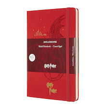 Moleskine Harry Potter Large Notebook Limited Edition Dragon