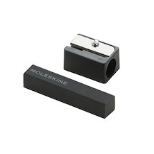 Moleskine Pencil Sharpener and Eraser Set
