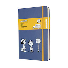 Moleskine Peanuts Large Daily Diary 2021 Limited Edition School Bus