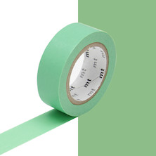 mt Washi Masking Tape - 15mm x 10m - Wakamidori