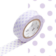 mt Washi Masking Tape - 15mm x 10m - Dot Usufuji