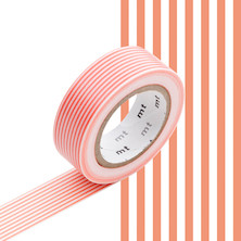 mt Washi Masking Tape - 15mm x 10m - Border Sango