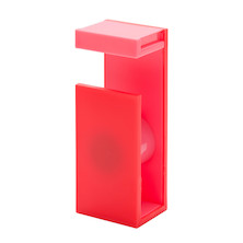 mt Tape Cutter Red and Pink