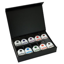Monteverde Core Collection 10-Piece Ink Bottle Gift Set