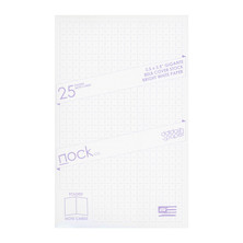 Nock DotDash Notecards Gigante Pack 25