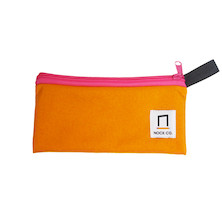 Nock Pencil Case Saffron
