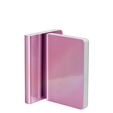 Nuuna Pearl Metallic Cover Notebook Rose