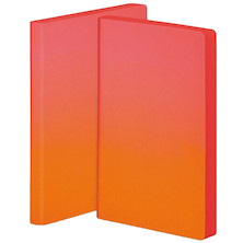 Nuuna Colour Clash L Light Smooth Bonded Leather Cover Notebook Hot Hot