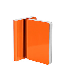 Nuuna Shiny Starlet S High Gloss Metallic Cover Notebook Orange