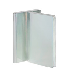 Nuuna Fluid Chrome M Metallic Cover Notebook