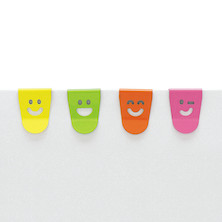 OHTO Smile Slide Clip Mini