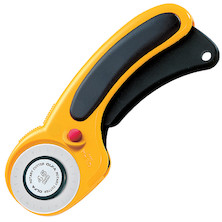 OLFA RTY-2/DX Safety Locking Rotary Cutter 45mm