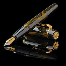 Onoto The Loch Ness Fountain Pen Limited Edition