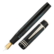 Onoto Churchill Fountain Pen Victory Pinstripe Limited Edition