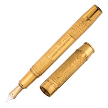 Onoto Shakespeare Fountain Pen Vermeil Limited Edition