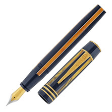 Onoto Pinstripe Fountain Pen University of Oxford Blue