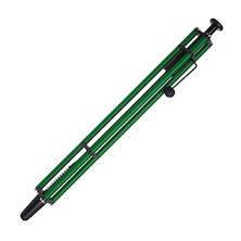 Parafernalia Revolution Ballpoint Pen Green Flag