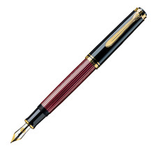 Pelikan Souveran M600 Fountain Pen Black / Red