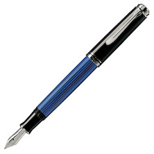 Pelikan Souveran M405 Fountain Pen Blue/Black