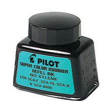 Pilot Super Color Marker Pen Ink Refill SCRF