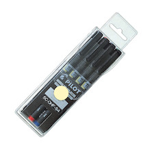 Pilot Permanent OHP Marker Pen SCOH Wallet of 4