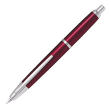 Pilot Capless Decimo Fountain Pen Red