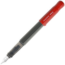 Pilot Kakuno Fountain Pen Red
