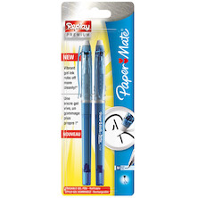 Paper Mate Replay Premium Erasable Gel Pen 2 Pack