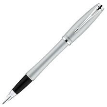 Parker Urban Fountain Pen Fashion Silver Chrome Trim