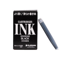 Platinum Ink Cartridges 10 Pack