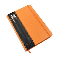 Quiver Double Pen Holder for A5 Notebooks