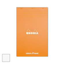 Rhodia dotPad A4+ (210 x 318) Orange