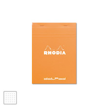 Rhodia dotPad A5 (148 x 210) Orange