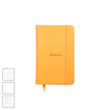 Rhodia 'Webbie' Webnotebook A6 (90 x 140) Orange