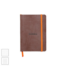 Rhodia Rhodiarama Softcover Notebook A6 (105 x 148) Chocolate