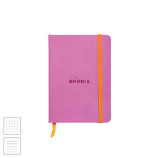 Rhodia Rhodiarama Softcover Notebook A6 (105 x 148) Lilac