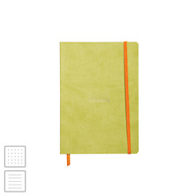 Rhodia Rhodiarama Softcover Notebook A5 (148 x 210) Anise Green