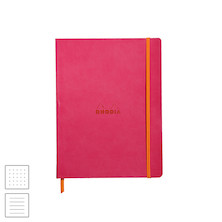 Rhodia Rhodiarama Softcover Notebook (190 x 250)