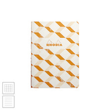 Rhodia Heritage Raw Bound Notebook Escher A5